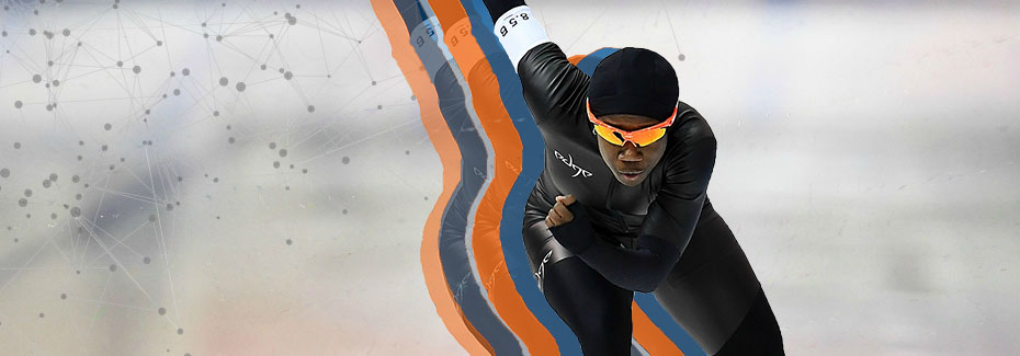 MSE Alumna Erin Jackson competes Sunday Feb. 18 in Olympics