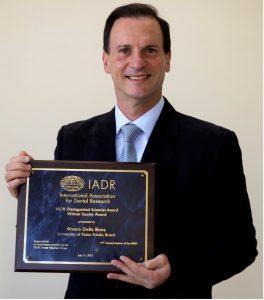 Alvaro Della Bona, D.D.S, Ph.D., FADM