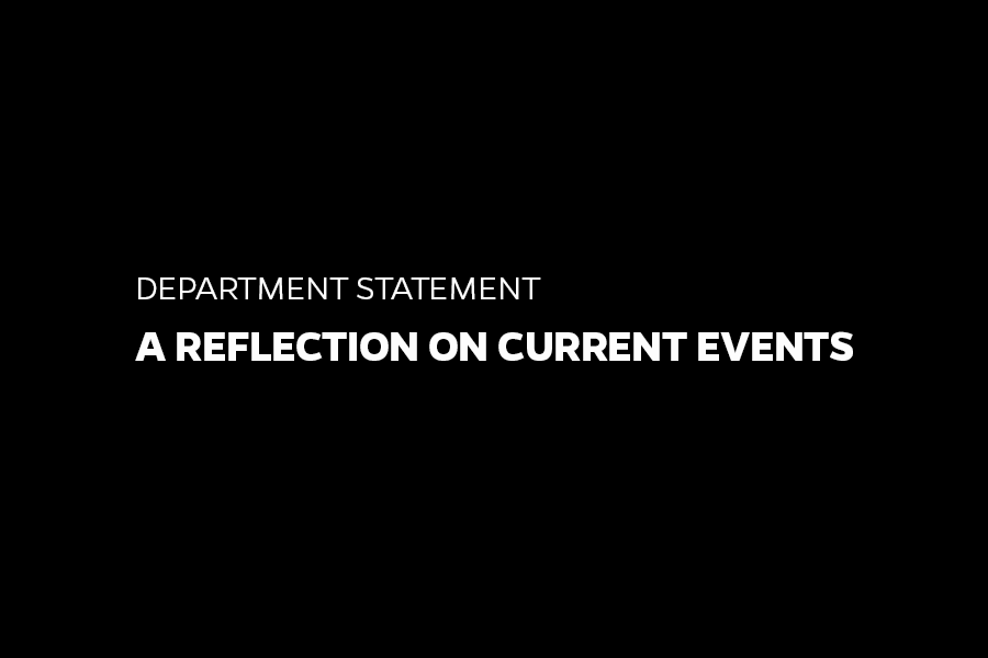 Department Statement header art