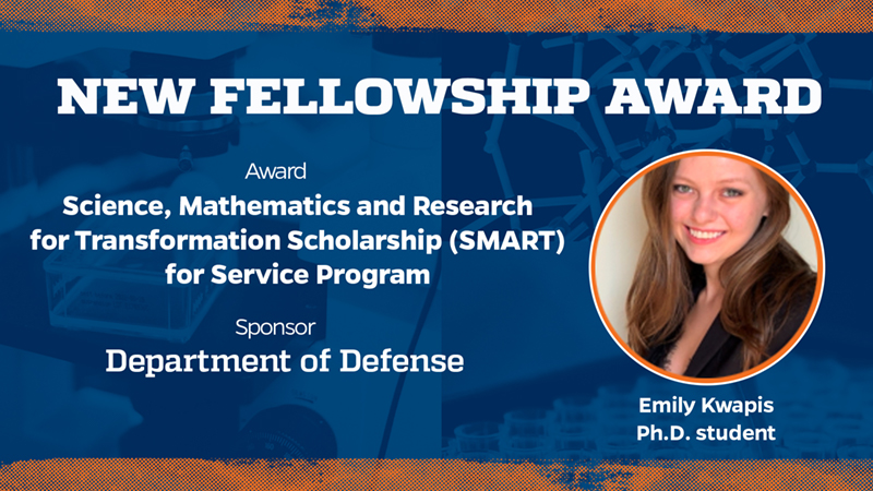 Emily Kwapis, Ph.D. candidate