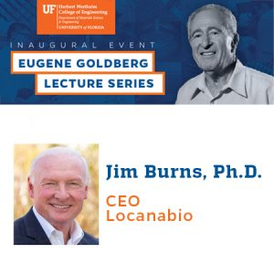Goldberg Lecture Jim Burns, Ph.D.
