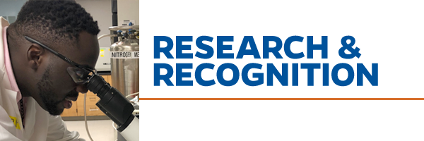 Research & Recognition