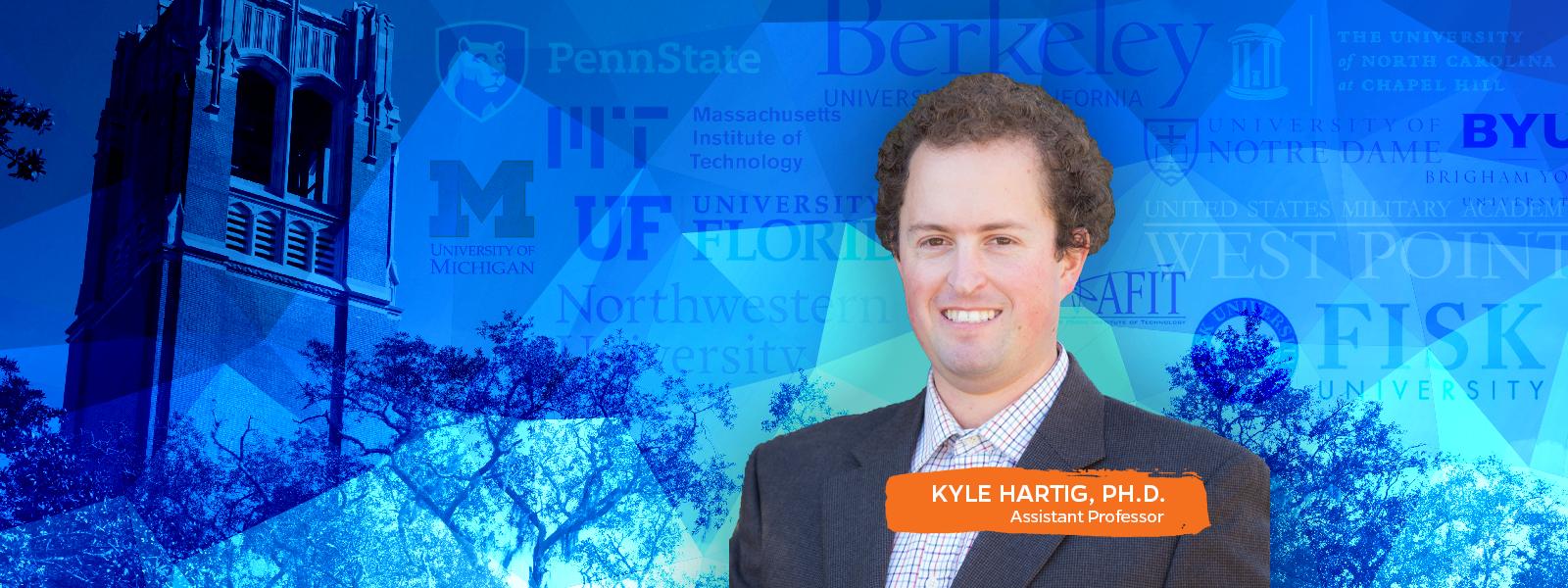 Dr. Kyle C. Hartig
