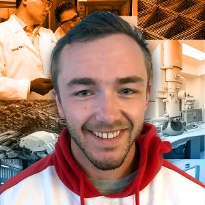 Jason Gibson Awarded Molecular Sciences Software Institute Fellowship