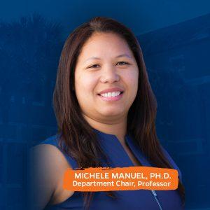 Michele Manuel, Ph.D.