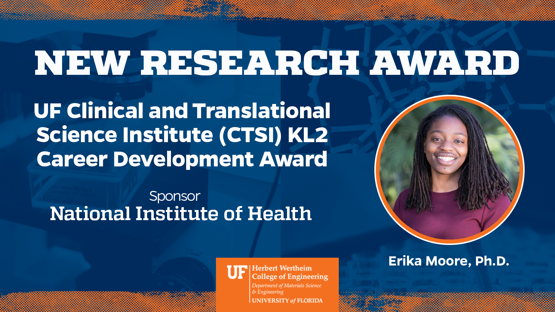 Erika Moore KL2 Career Development Award