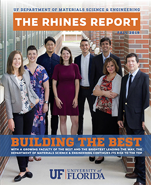 Rhines Report Fall 2019