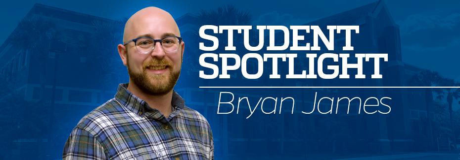Bryan James Student Spotlight