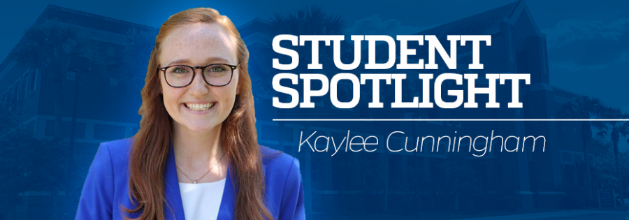 Kaylee Cunningham Looks Forward to a Bright Future in Nuclear Engineering