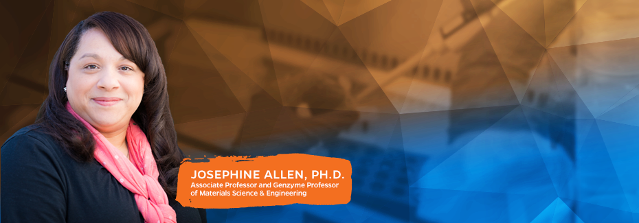 Josephine Allen, Ph.D.